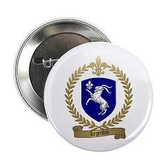 LEGENDRE Family Crest Button