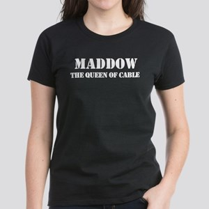 Maddow Women's Dark T-Shirt