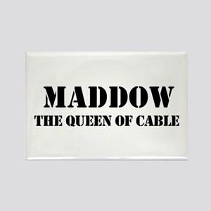 Maddow Rectangle Magnet