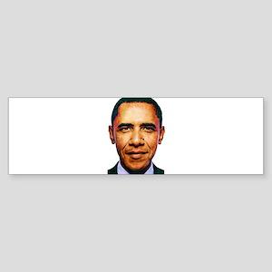 Obama Graffiti Bumper Sticker