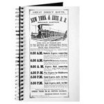 New York & Erie Railroad Journal