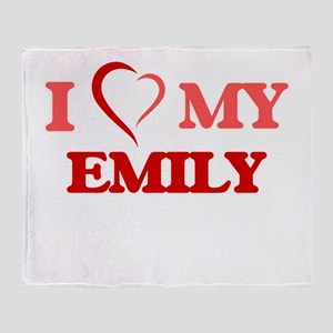 I love my Emily Throw Blanket