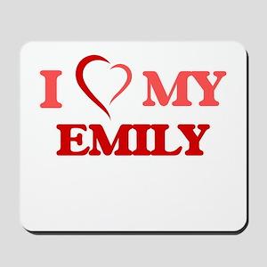 I love my Emily Mousepad