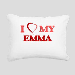 I love my Emma Rectangular Canvas Pillow