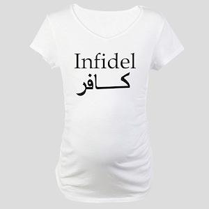 Infidel-gear Maternity T-Shirt