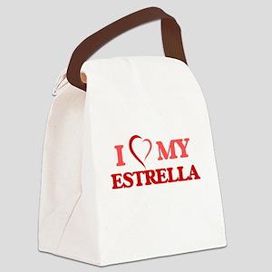 I love my Estrella Canvas Lunch Bag