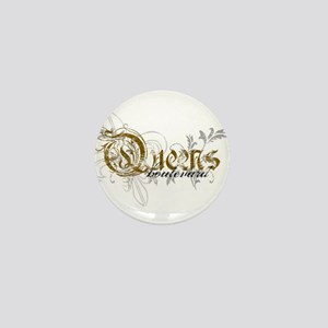 Queens Boulevard 3 Mini Button