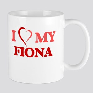 I love my Fiona Mugs