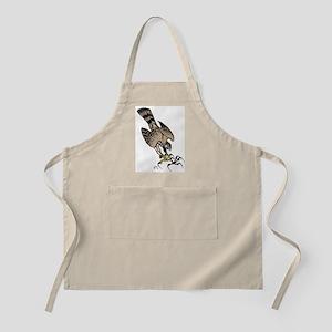 Falcon Talons Out BBQ Apron