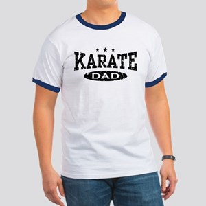 Karate Dad Ringer T