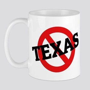 Anti Texas Mug
