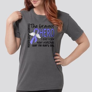 Bravest Hero I Knew Prostate Cancer Gifts T-Shirt