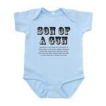 Son of a Gun Infant Bodysuit