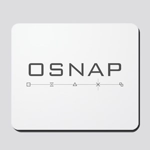 CAD - OSNAP Mouse Pad