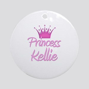 Princess Kellie Ornament (Round)
