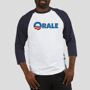 Orale Obama Baseball Jersey