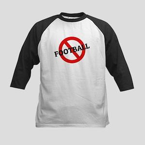 Anti Football Kids Baseball Jersey