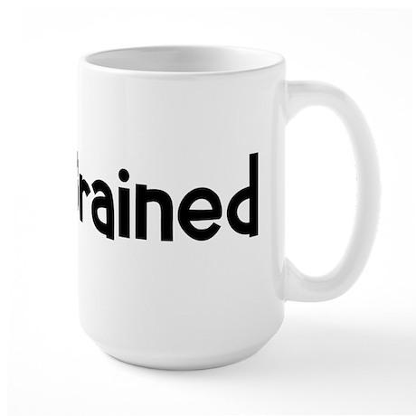 Right Brained Large Mug