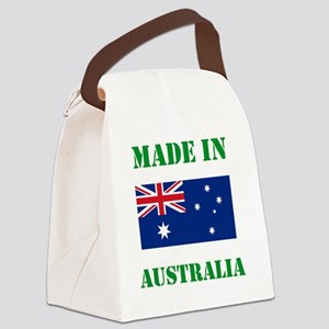 Made in Australia Canvas Lunch Bag