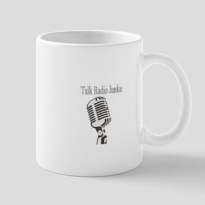 Talk Radio Junkie Mugs