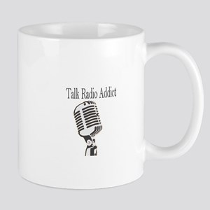 Talk Radio Addict Mugs