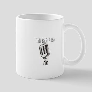 Talk Radio Addict Mugs