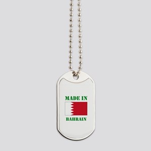 Made in Bahrain Dog Tags