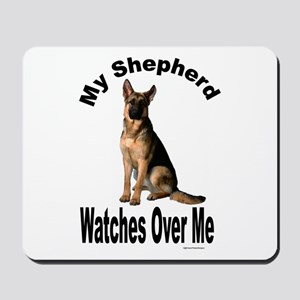 My Shepherd Mousepad