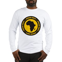 African Roots Long Sleeve T-Shirt