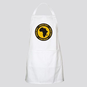 African Roots BBQ Apron