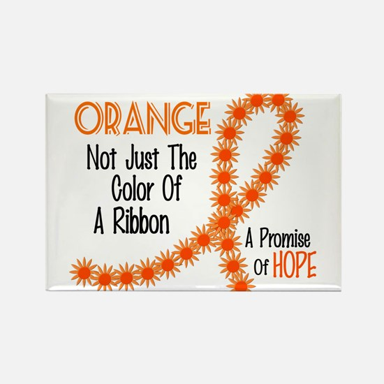 Not Just A Color 13 Rectangle Magnet