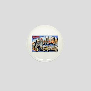 Catalina Island Mini Button