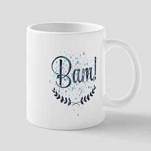 Bam! Mugs