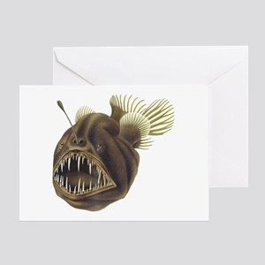 Deep-Sea Angler Greeting Card