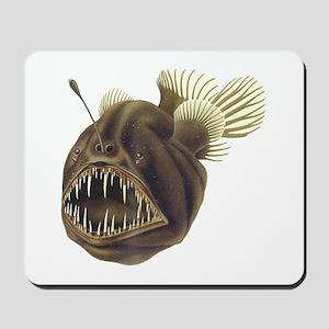 Deep-Sea Angler Mousepad