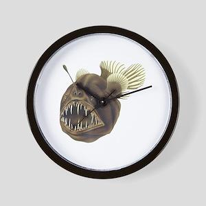 Deep-Sea Angler Wall Clock