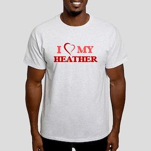 I love my Heather T-Shirt