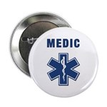 "Medic and Paramedic 2.25"" Button (100 pack)"