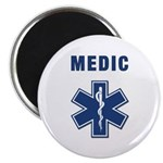 "Medic and Paramedic 2.25"" Magnet (100 pack)"