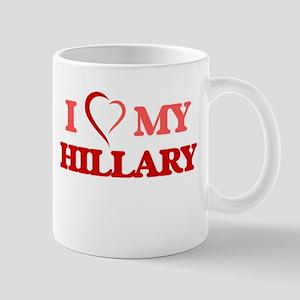 I love my Hillary Mugs