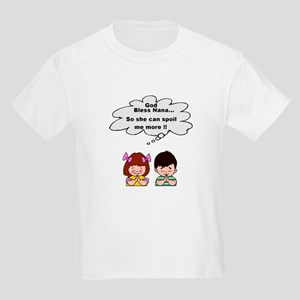 Nana Spoils me T-Shirt for children
