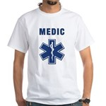 Medic and Paramedic White T-Shirt