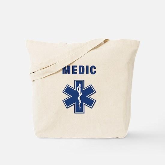 Medic and Paramedic Tote Bag