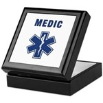 Medic and Paramedic Keepsake Box