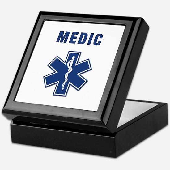 Medic and Paramedic Keepsake Box