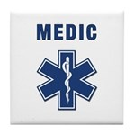 Medic and Paramedic Tile Coaster