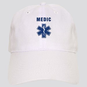 Medic and Paramedic Cap