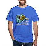 Couch Potato Hiking Dark T-Shirt