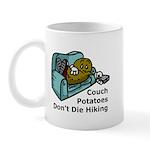 Couch Potato Hiking Mug