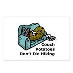 Couch Potato Hiking Postcards (Package of 8)